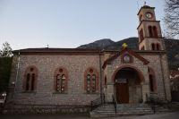 Ιερά αγρυπνία στον Ιερό Ναό Αγίου Δημητρίου Διάβας