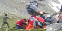 Τραυματισμός ορειβάτη στον Όλυμπο μετά από πτώση 40 μέτρων